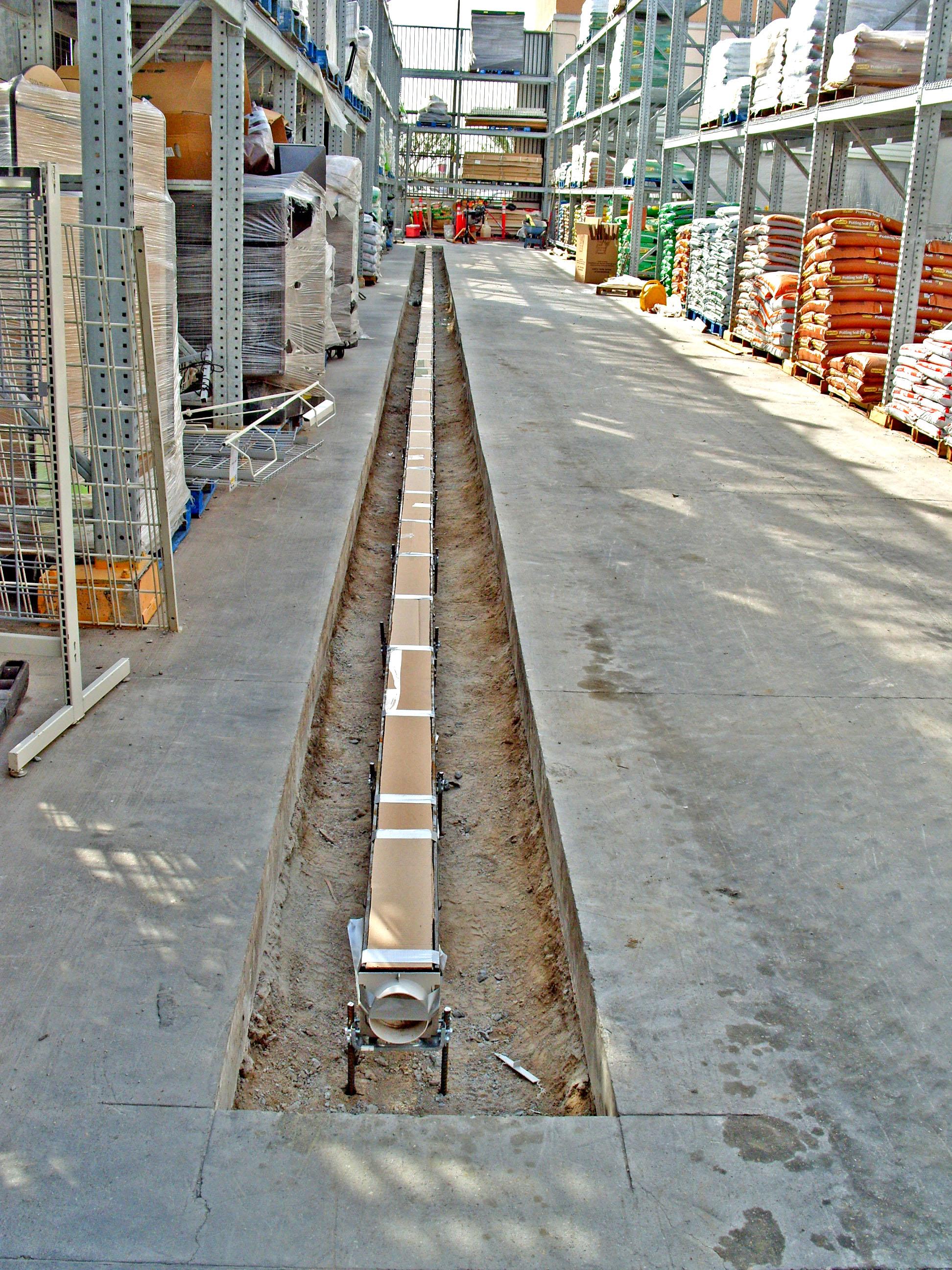 Vasco Safety Improvements - Phase 1: Soil Nail Wall 4 ...   Drain Strips Refreshener